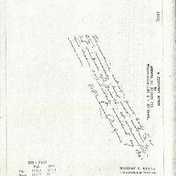 Image for K0269 - Expert opinion by Perkins, circa 1920s-1940s