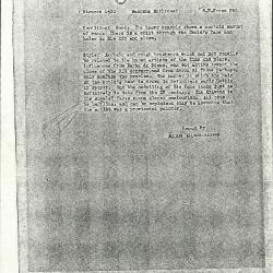 Image for K0265 - Alan Burroughs report, circa 1930s-1940s