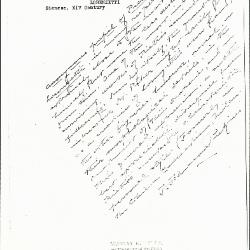 Image for K0277 - Expert opinion by Perkins, circa 1920s-1940s