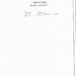 Image for K0286 - Expert opinion by Berenson, circa 1920s-1950s