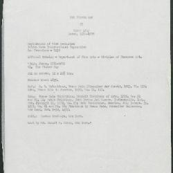 Image for K0274 - Art object record, circa 1930s-1950s