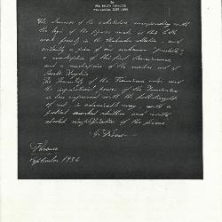 Image for K0289 - Expert opinion by Fiocco, 1934