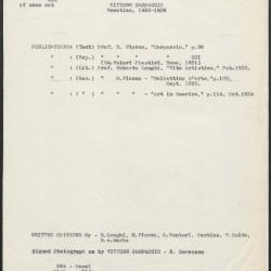 Image for K0294 - Art object record, circa 1930s-1950s