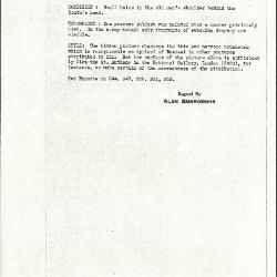 Image for K0312 - Alan Burroughs report, circa 1930s-1940s