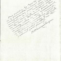 Image for K0311 - Expert opinion by Perkins, circa 1920s-1940s