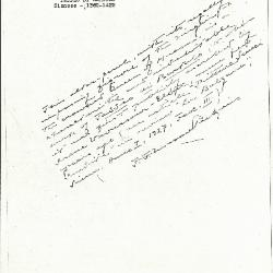 Image for K0310 - Expert opinion by Perkins, circa 1920s-1940s