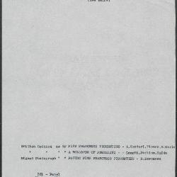 Image for K0321 - Art object record, circa 1930s-1950s