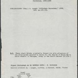 Image for K0319A - Art object record, circa 1930s-1950s