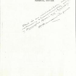 Image for K0339 - Expert opinion by Perkins, circa 1920s-1940s