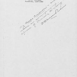 Image for K0336A - Expert opinion by Perkins, circa 1920s-1940s