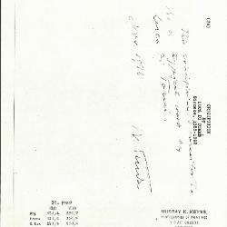 Image for K0034 - Expert opinion by Suida, 1936