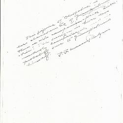 Image for K0347 - Expert opinion by Perkins, circa 1920s-1940s