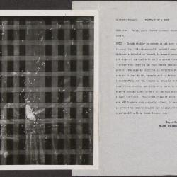 Image for K0358 - Alan Burroughs report, circa 1930s-1940s