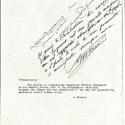 Image for K0355 - Expert opinion by Perkins et al., circa 1920s-1940s