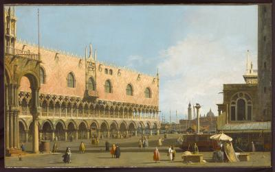 Image for View of Piazza San Marco, Venice