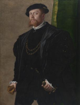 Image for Portrait of a Military Gentleman