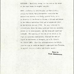 Image for K0362 - Alan Burroughs report, circa 1930s-1940s