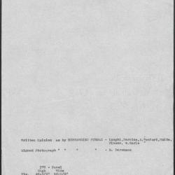 Image for K0378 - Art object record, circa 1930s-1950s