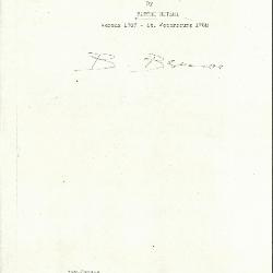 Image for K0392 - Expert opinion by Berenson, circa 1920s-1950s