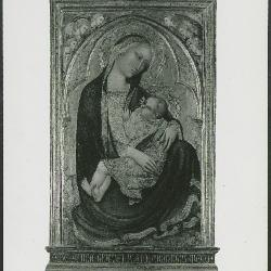 Image for K0004 - Art object record, circa 1930s-1950s