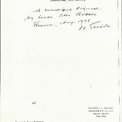 Image for K0042 - Expert opinion by Suida, 1935