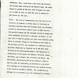 Image for K0430 - Alan Burroughs report, circa 1930s-1940s