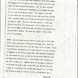 Image for K0427 - Alan Burroughs report, circa 1930s-1940s