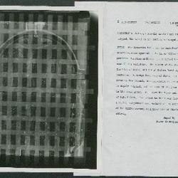 Image for K0431 - Alan Burroughs report, circa 1930s-1940s