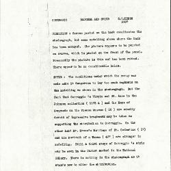 Image for K0442 - Alan Burroughs report, circa 1930s-1940s