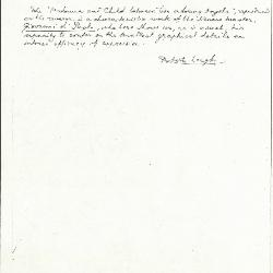 Image for K0440 - Expert opinion by Longhi, circa 1920s-1950s