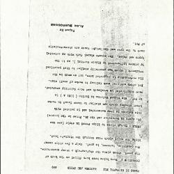 Image for K0459 - Alan Burroughs report, circa 1930s-1940s