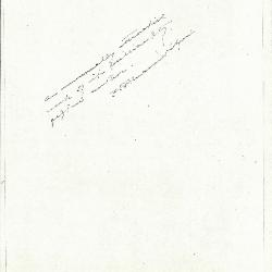 Image for K0462 - Expert opinion by Perkins, circa 1920s-1940s