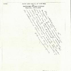Image for K0484 - Expert opinion by Perkins, circa 1920s-1940s