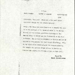 Image for K0490 - Alan Burroughs report, circa 1930s-1940s
