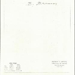 Image for K0494 - Expert opinion by Berenson, circa 1920s-1950s