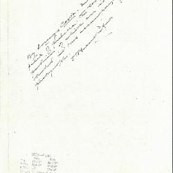 Image for K0502B - Expert opinion by Perkins, circa 1920s-1940s
