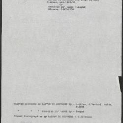 Image for K0496 - Art object record, circa 1930s-1950s