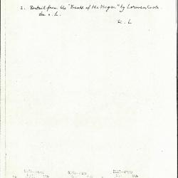 Image for K0502B - Expert opinion by Longhi, circa 1920s-1950s