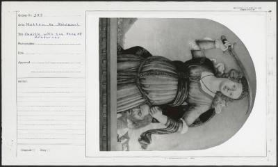Image for K0496 - National Gallery of Art mounted photograph, circa 1940s-1950s