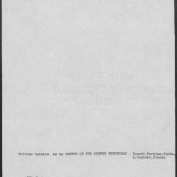 Image for K0521 - Art object record, circa 1930s-1950s