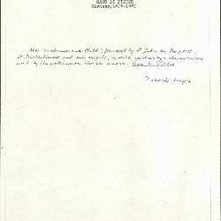 Image for K0522 - Expert opinion by Longhi, circa 1920s-1950s