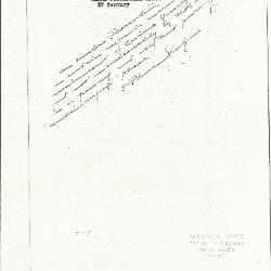 Image for K0515 - Expert opinion by Perkins, circa 1920s-1940s