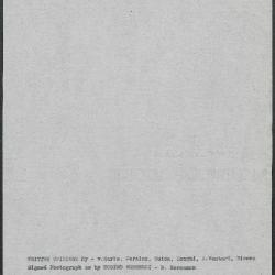 Image for K0515 - Art object record, circa 1930s-1950s