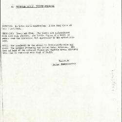 Image for K0051 - Alan Burroughs report, circa 1930s-1940s