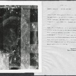 Image for K0526 - Alan Burroughs report, circa 1930s-1940s