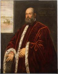 Image for Portrait of Gabriele di Pietro Emo, Procurator of San Marco