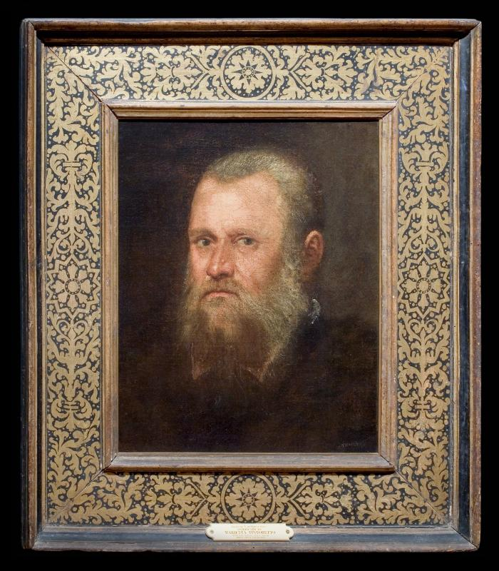 Image for Head of a Bearded Man