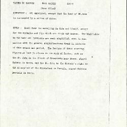 Image for K0551 - Alan Burroughs report, circa 1930s-1940s