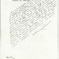 Image for K0562 - Expert opinion by Perkins, circa 1920s-1940s