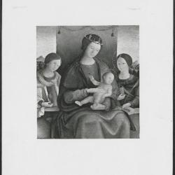 Image for K0579 - Art object record, circa 1930s-1950s